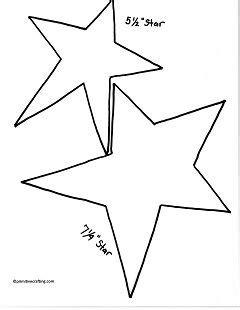 printable primitive star stencil pin by norah mcglone on norah mcglone pinterest