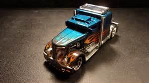 Custom Hot wheels Convoy Custom   Dads Custom Creations