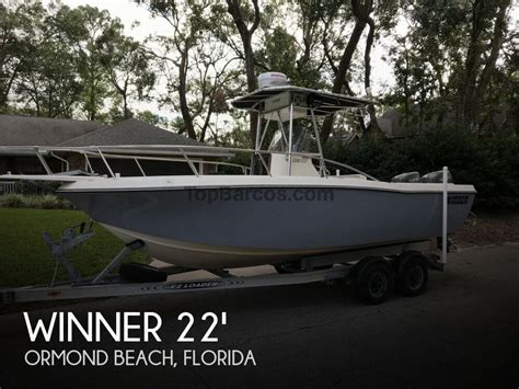 winner boats 2280 winner 2280 center console on volusia for 16 000 used