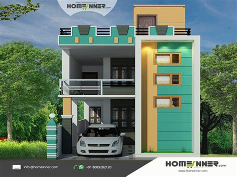 Tamil nadu style 3D house elevation <a  href=