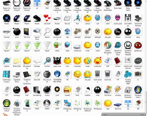 imagenes de iconos de windows 10 760 iconos para windows 7 parte 1 identi