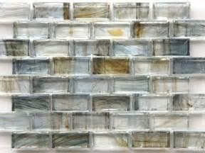 mirabelle collection glass tile blue gray brown brick pattern best backsplash ideas