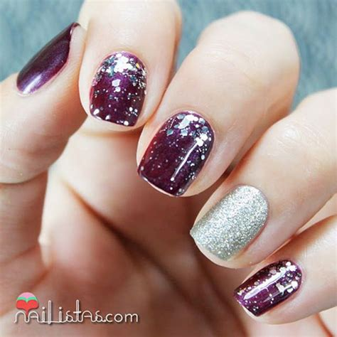 moderne nägel gel nail designs great inspiration graphic with winter