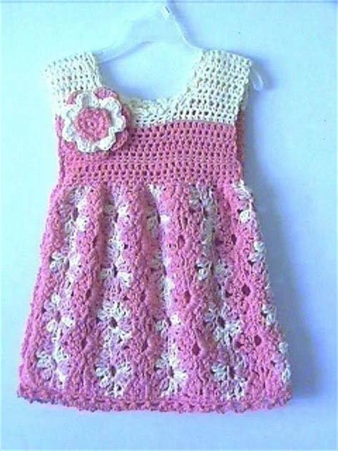 free pattern toddler dress 26 gorgeous crochet baby dress for babies diy to make