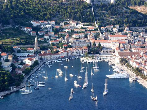 hvar island croatia the island with the largest architecture the island of