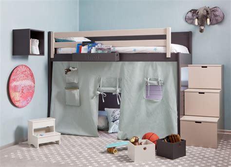 Lit Combiné Fille Ikea by Litera Loft En El Color De La Temporada Gris Shark Asoral