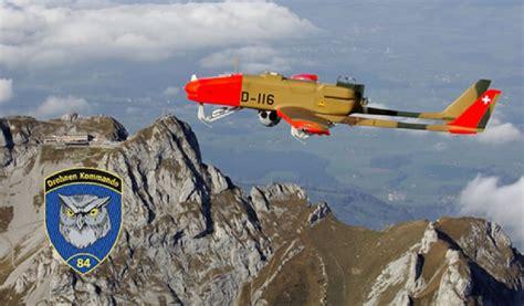 Swiss Army 2020 1 mini uass for the swiss army ihls