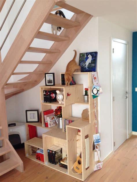 Diy Cat Furniture by Diy Book Cat Furniture Home