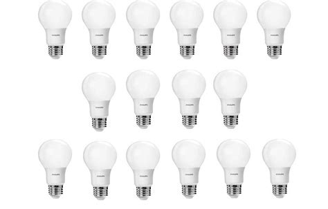led light bulbs philips philips led light bulbs 16 pack only 24 56