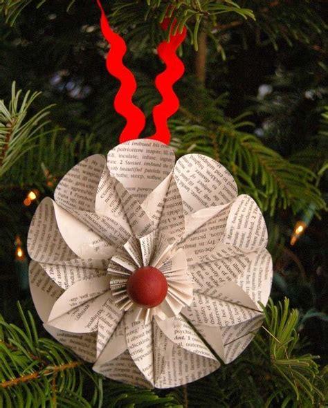 Weihnachtsdeko Selber Machen Basteln 5926 by Weihnachtsbaumschmuck Basteln Blume Aus B 252 Cherseiten