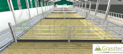 calf housing design grasstec farmyard design calf housing