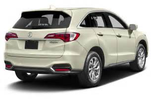 Acura Rdx Suv New 2017 Acura Rdx Price Photos Reviews Safety