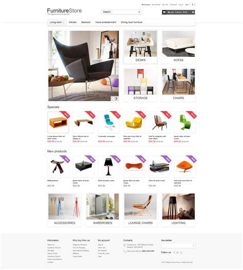 education theme magento comfortable furniture magento theme 47096