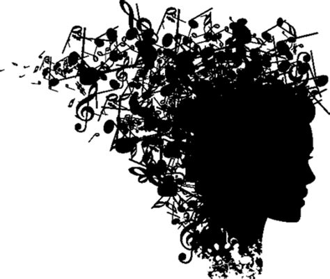 music note head silhouette a brief overview of music s history timeline timetoast