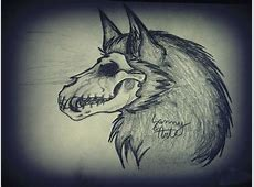 25+ Skull Drawings, Art Ideas | Design Trends - Premium ... Easy Tribal Animal Drawings