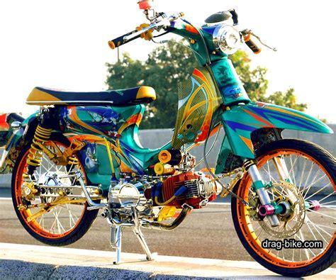 Foto Motor Modifikasi Keren by 100 Gambar Motor Minti Keren Terbaru Dan Terlengkap