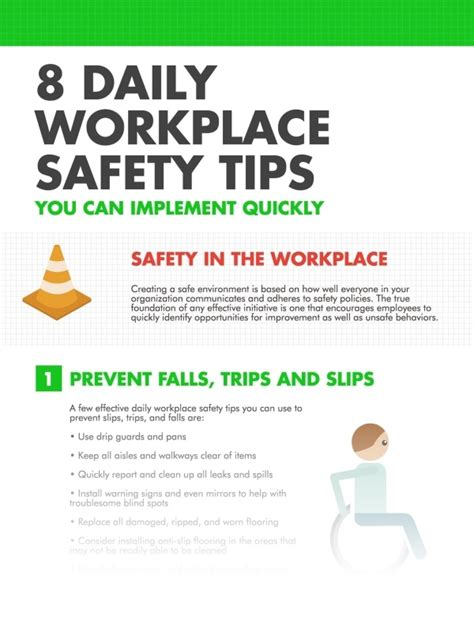 8 Secrets You Can by 8 Daily Workplace Safety Tips You Can Implement Quickly