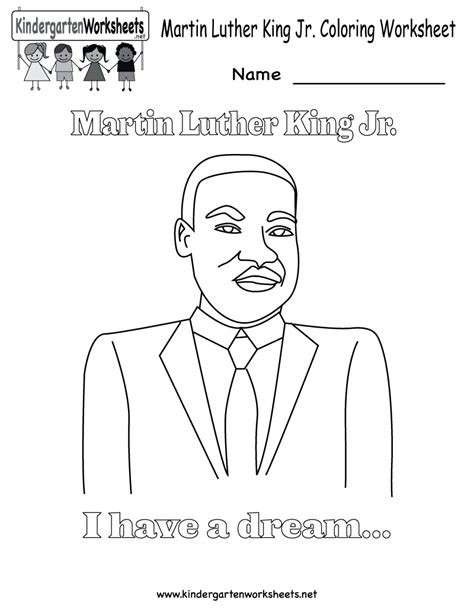 martin luther king jr coloring pages martin luther king