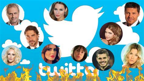 farandula farandula argentina farandula argentina los 10 tweets m 225 s escandalosos de la historia de la