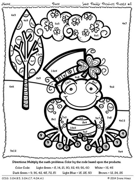 Maths Colouring Activities Ks2 Color By Numbers Equation Coloring Pages Ks2