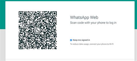 web whatsapp qr code android whatsapp releases web application for desktop