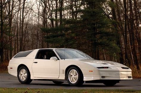 1985 pontiac trans am experimental kammback pontiac supercars net