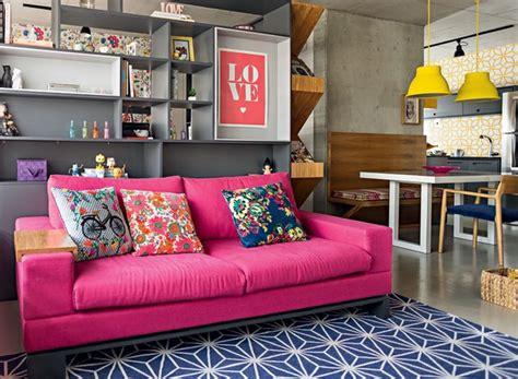 jogos de decorar casas cor de rosa cor na decora 231 227 o apartamento pequeno mistura rosa azul e