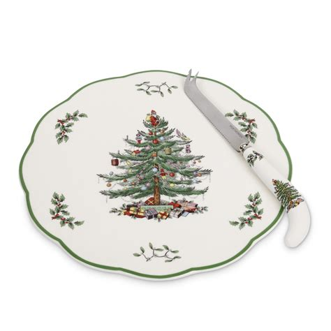 spode christmas tree appetizer plate 26 45 you save 26 55