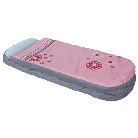 bed sleeping bag girls generic pink ready bed bedding readybed sleeping bag
