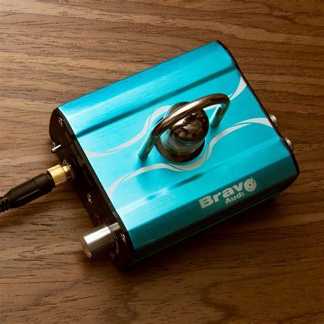 Brabo Tub bravo headphone lifier bravo audio touch of modern