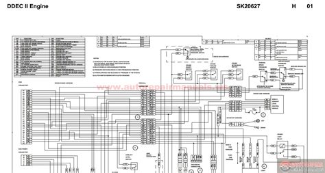 ddec ii wiring diagram 22 wiring diagram images wiring