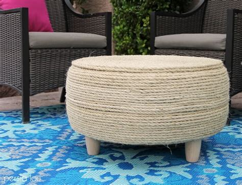 tyre coffee table diy recycled tire coffee table lou