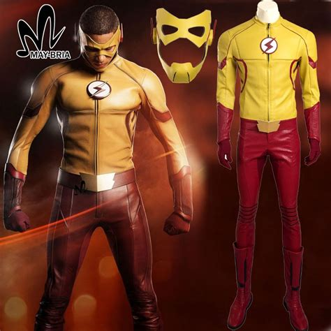 Fab Flash Superheroes At The 2008 Costume Institute Exhibit by Aliexpress Buy The Flash Season 3 Wally West
