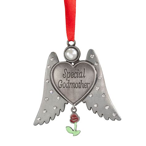 quot special godmother quot angel ornament holiday ornament