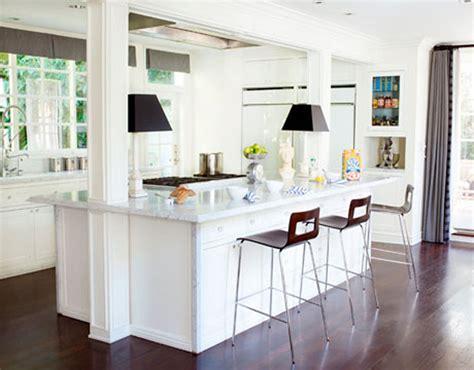 white kitchens house home