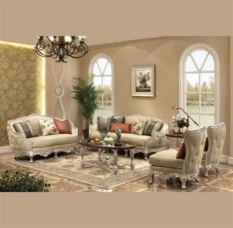 6 Pc Living Room Set Leighton 6 Pc Living Room Set
