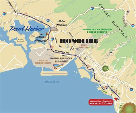 1000 images about hawaiian maps on hawaii