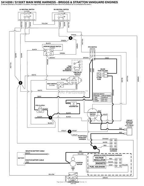 briggs stratton engine wiring diagram wiring diagram