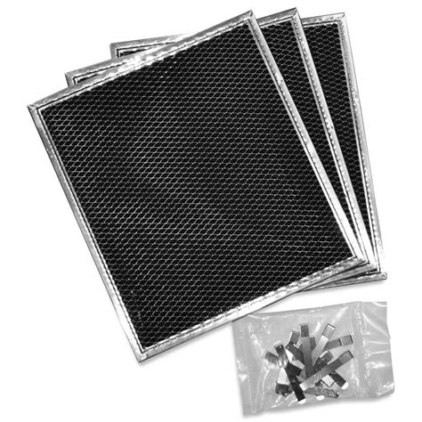 Kitchen Aire Range Filter by Charcoal Filter Kit W10412939 The Home Depot