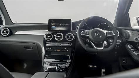 mercedes glc   matic amg   review car magazine