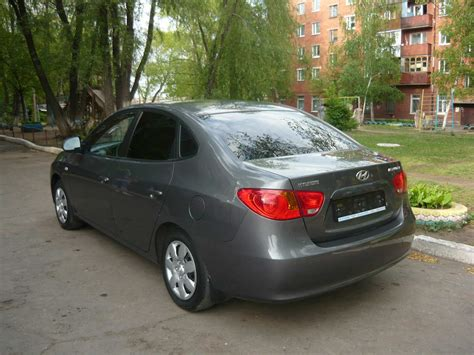 2008 Hyundai Elantra Manual by 2008 Hyundai Elantra Photos Gasoline Manual For Sale