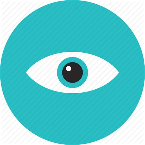 design review icon eye eyesight looking open review search surveillance