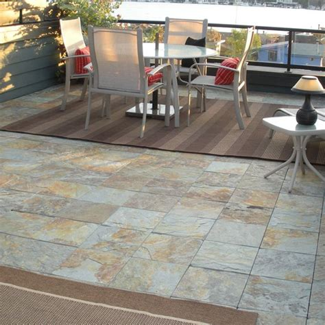 Snap Together Patio Tiles by Get The Look Cape Cod Hardscapes Home Infatuation