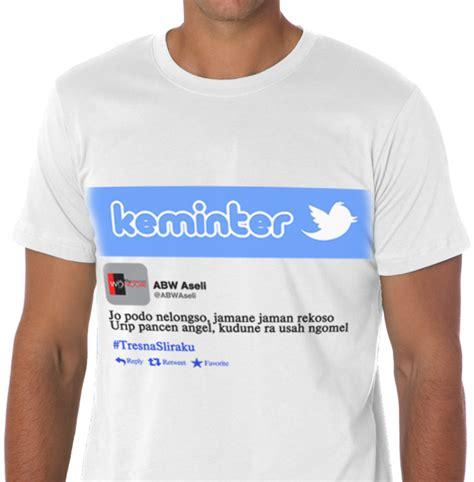 Tshirt Kaos Nana galeri kaos