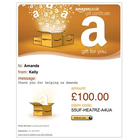 Amazon Uk Gift Cards - amazon gift card sle images