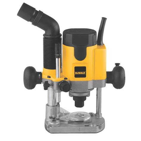 dewalt 2 hp electronic variable speed plunge router dw621