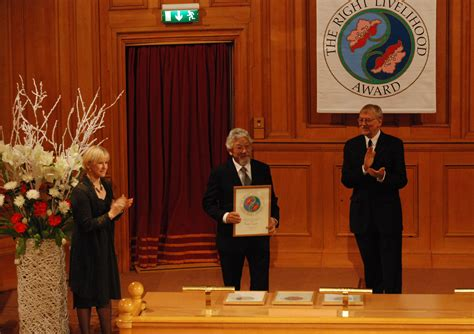 David Suzuki Awards Right Livelihood Award