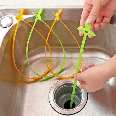 Tali Pembersih Lubang Air Bak Cuci stik pembersih lubang air bak cuci green jakartanotebook