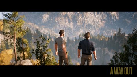 Way Out a way out pc system requirements