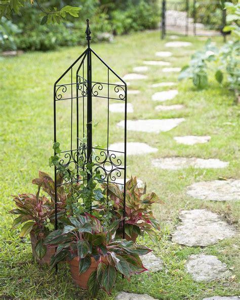 metal vine trellis 1000 ideas about metal trellis on iron